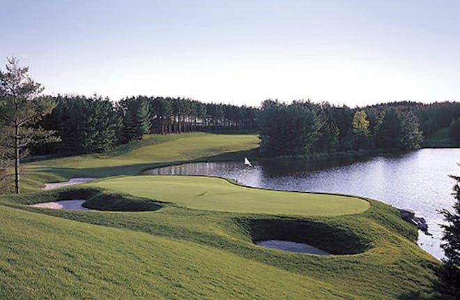 Woodington Lake Golf Club: The long and the short