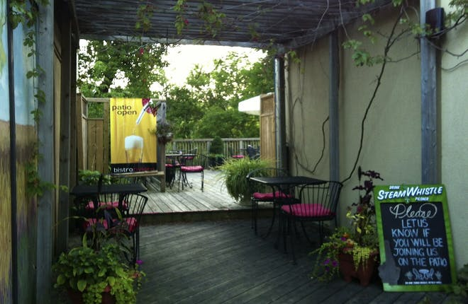 SummerFeast still lingers at Bistro Riviere