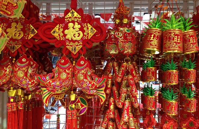 Celebrate Chinese New Year in Central Counties