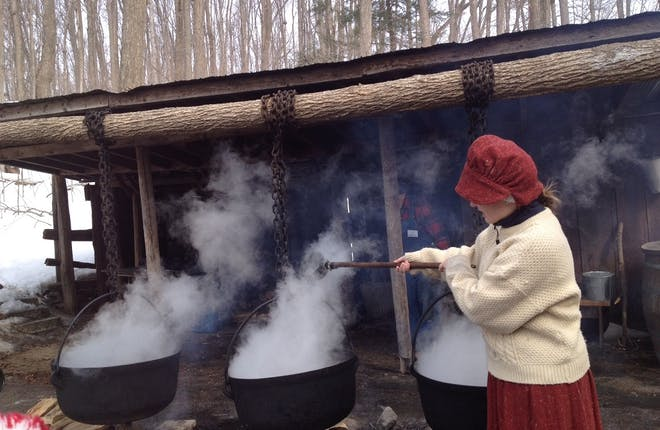 Guest Blog: Celebrate Spring at a Maple Syrup Festival