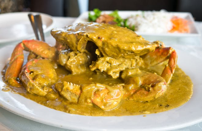 Saigon Star: Home of Richmond Hill's Famous Curry Crab