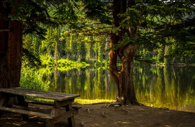 Shirley Sue Visits 7 Provincial Parks