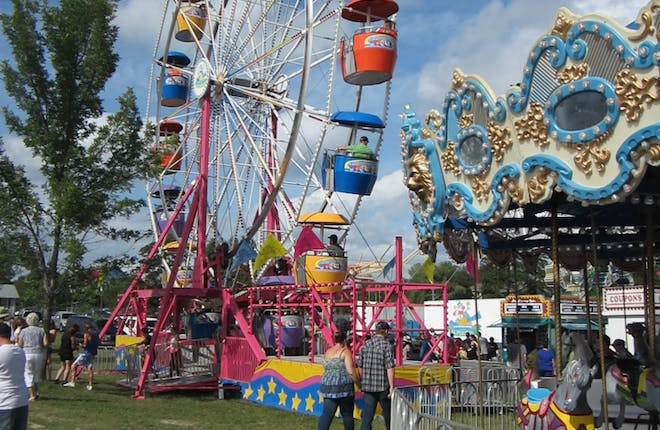 Port Perry Fair is a Thrilling Smash