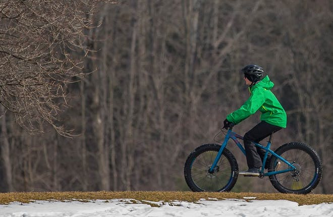 Trails are open: Grab your bike or go for a hike today!
