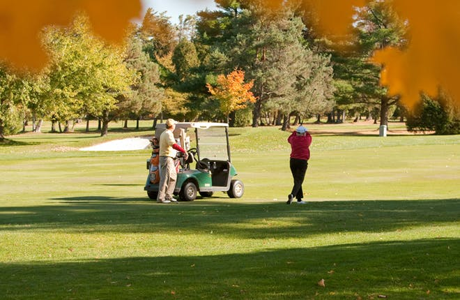 Sam Young: Driving Junior Golf in Ontario's Central Counties