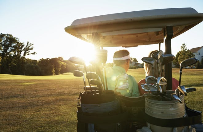 A Guide to the Best Golf Courses in Central Counties
