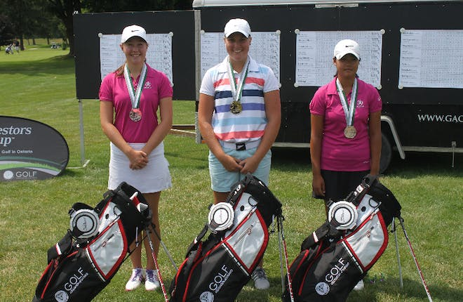 The Junior Golfers of Central Counties