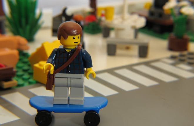 Follow The Yellow Brick Road: To LEGOLAND Discovery Centre In Vaughn Mills