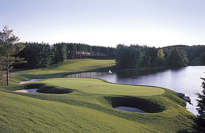 Woodington Lake Golf Club: The long and the short