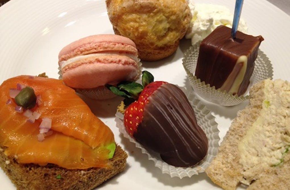 Take a Breather: High Tea at Hilton Markham