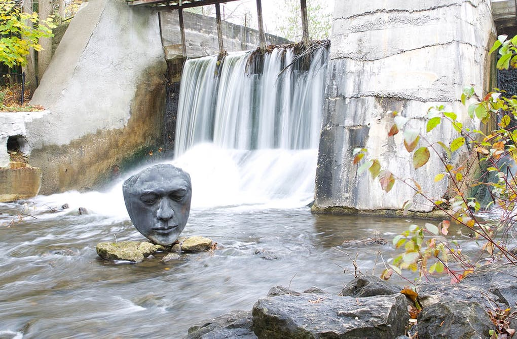 Art in Unexpected Places