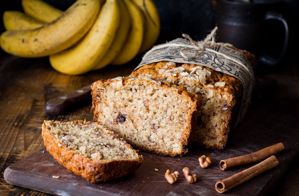 Delicious Gluten Free Banana Bread