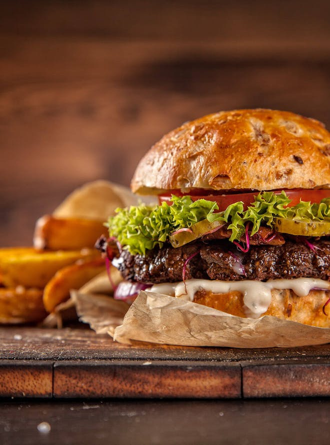 How to Make the Best Bison Burger