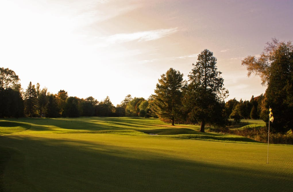 The Historic Golf Courses of Central Counties