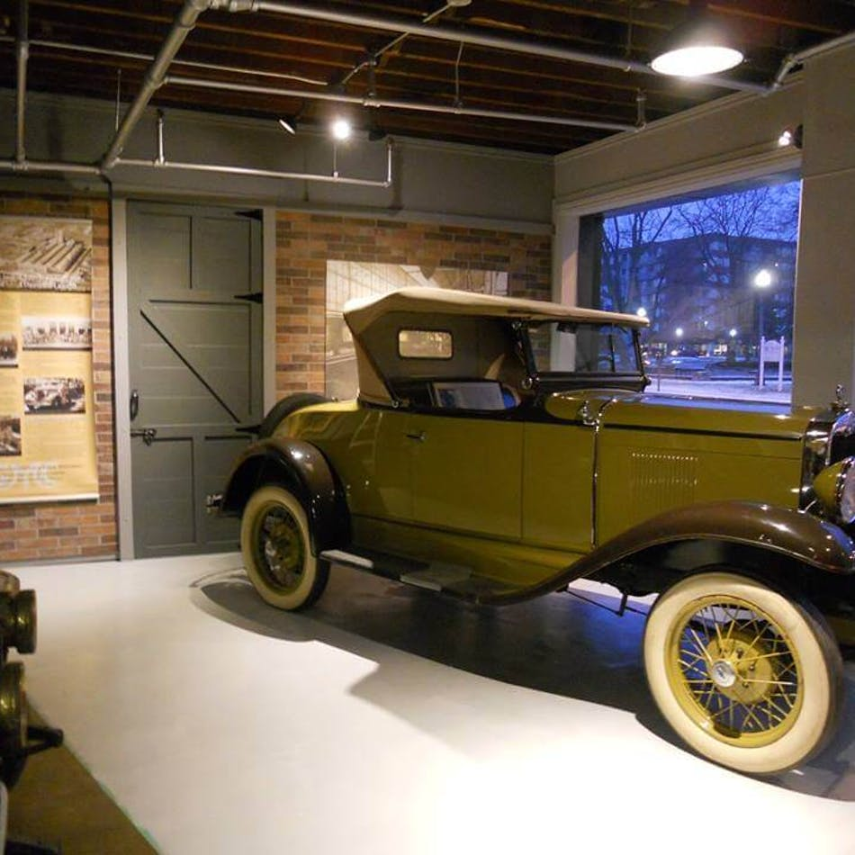 1920's Tour at Canadian Automotive Museum