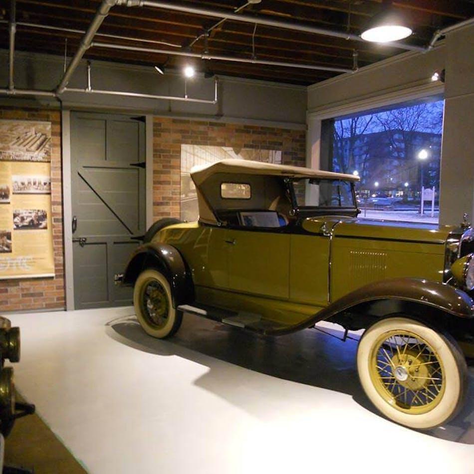 1920's Tour at Canadian Automotive Museum