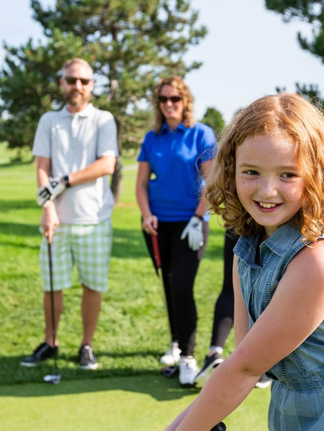 5 Tips for Golfing with Your Kids
