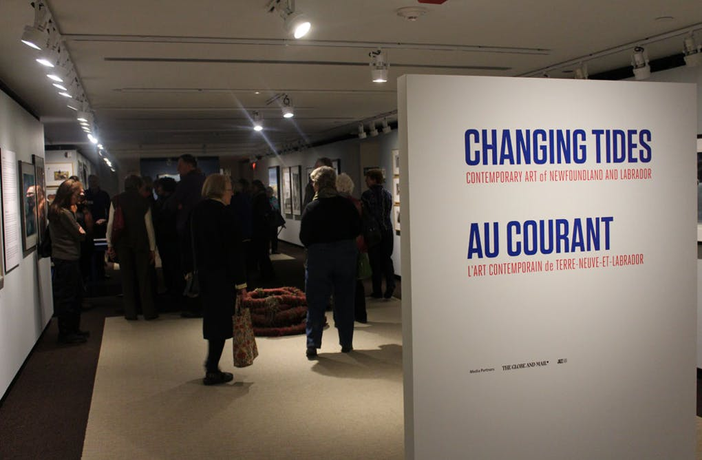 Celebrating Newfoundland Art and Culture at McMichael Gallery