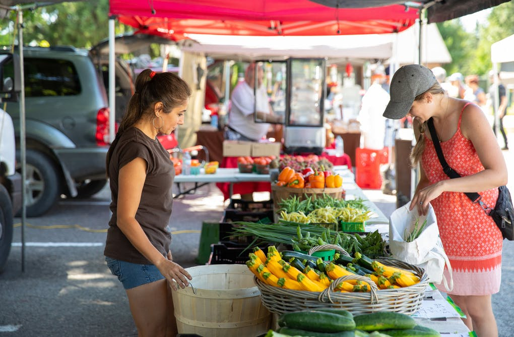 10 Tips for Your Best Farmers' Market or Farm Visit Ever!