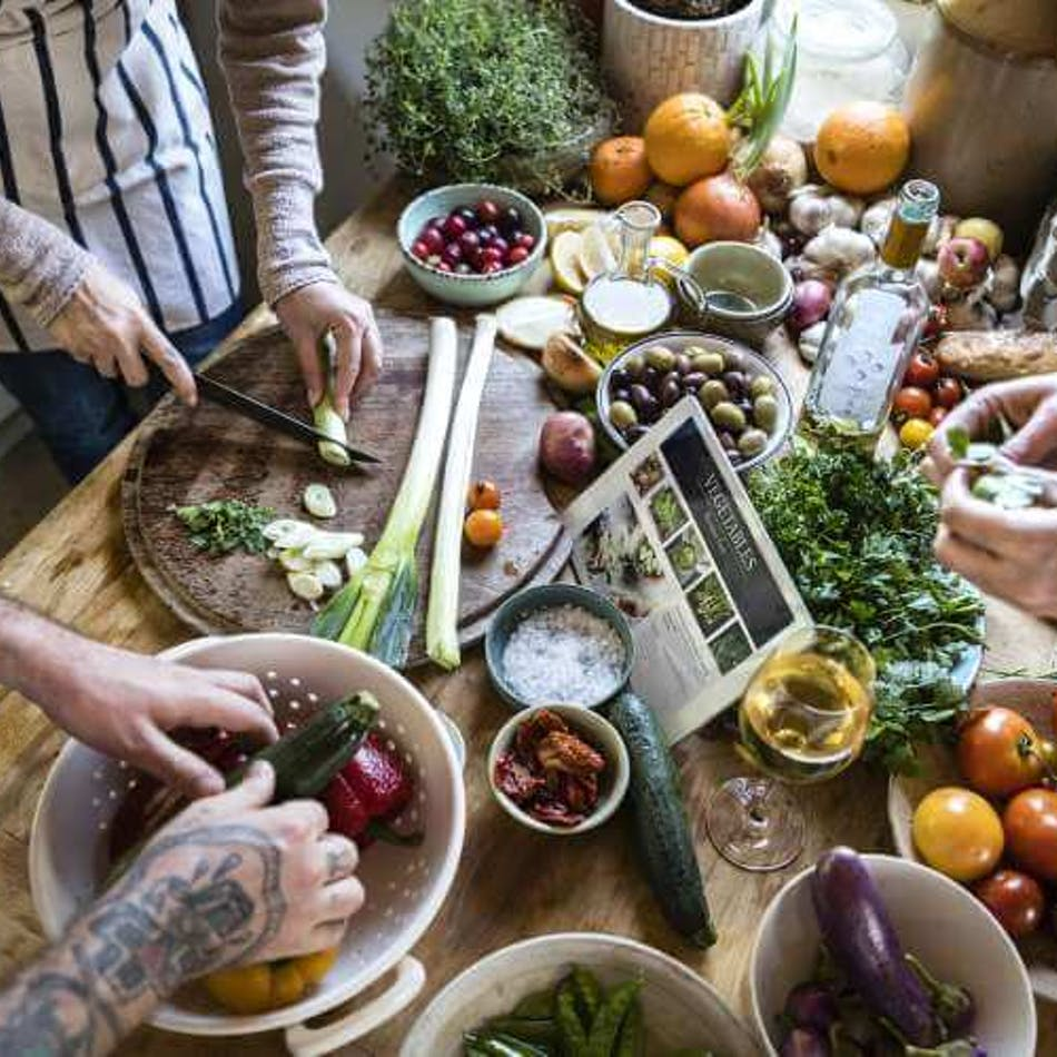 Virtual Valentine's Day Cooking Class – The Perfect Night In
