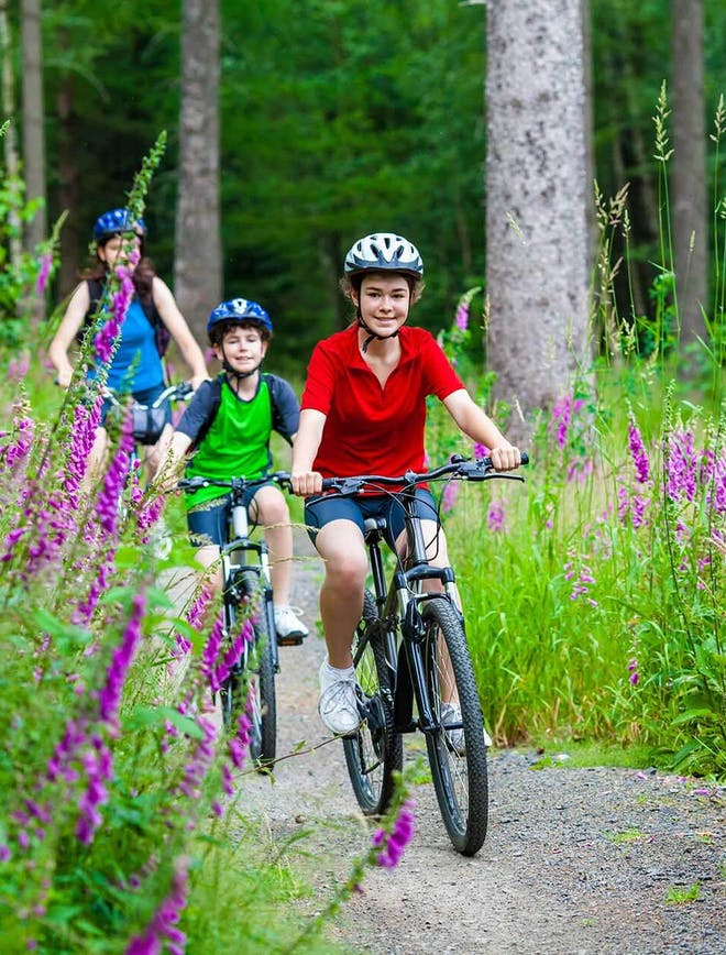Cycle Your Way Through YDH This Summer