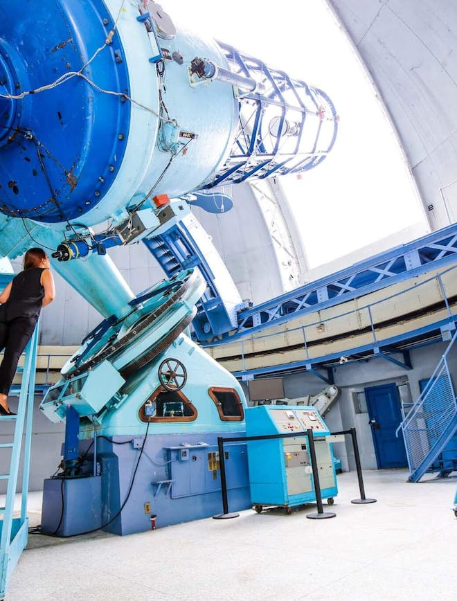 What's New at the David Dunlap Observatory?