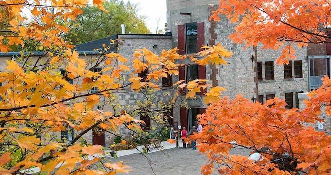 Autumn in Alton