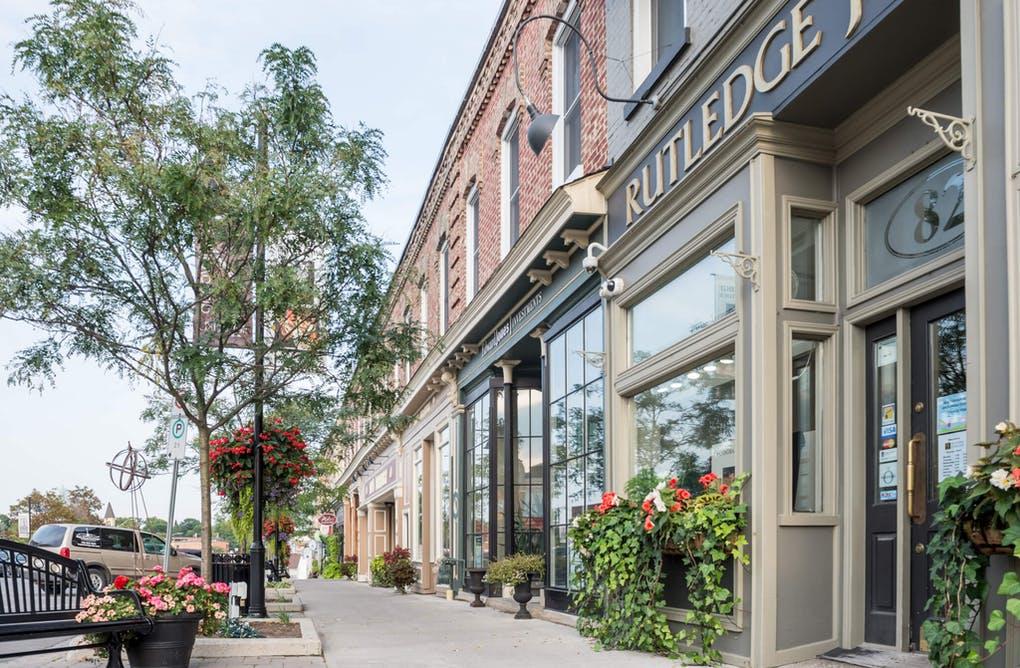 Virtual Road Trip to Charming Historic Downtowns