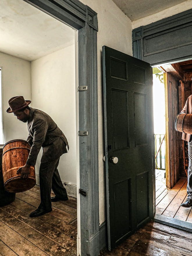 War on Whisky at the Pickering Museum Village