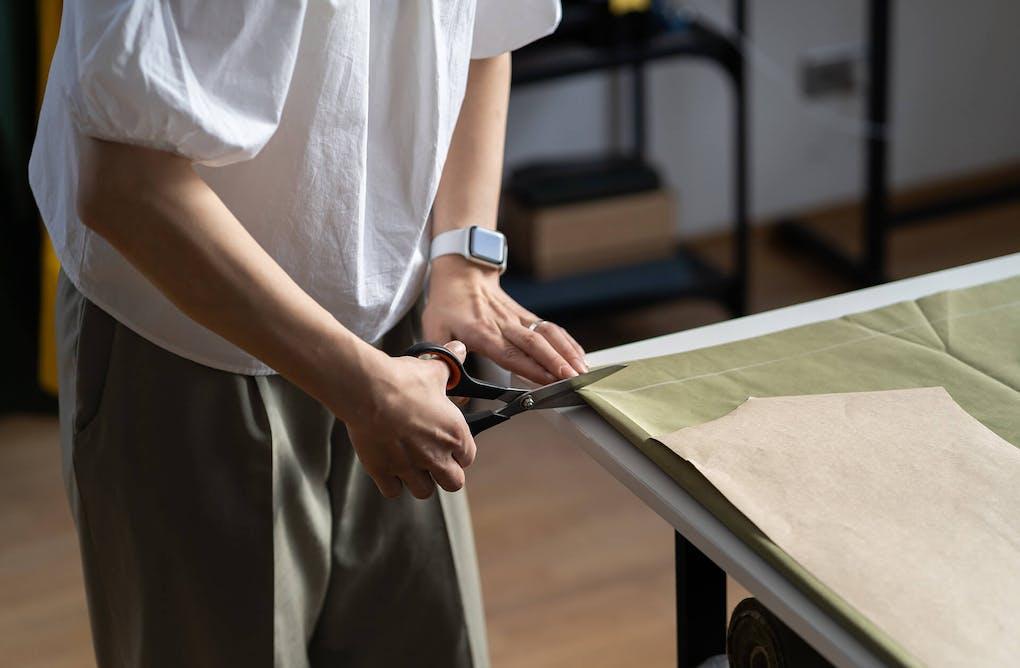 Meet the Maker: Fabric Sculpting at Rolling Hills Studio