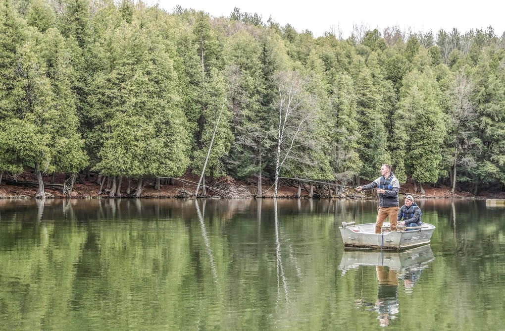 Finding Tranquility: Fly Fishing at Glen Haffy