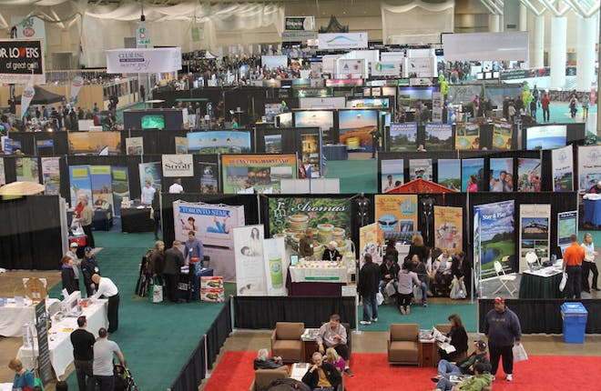 Visit the Toronto Golf & Travel Show