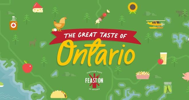 The Great Taste of Ontario
