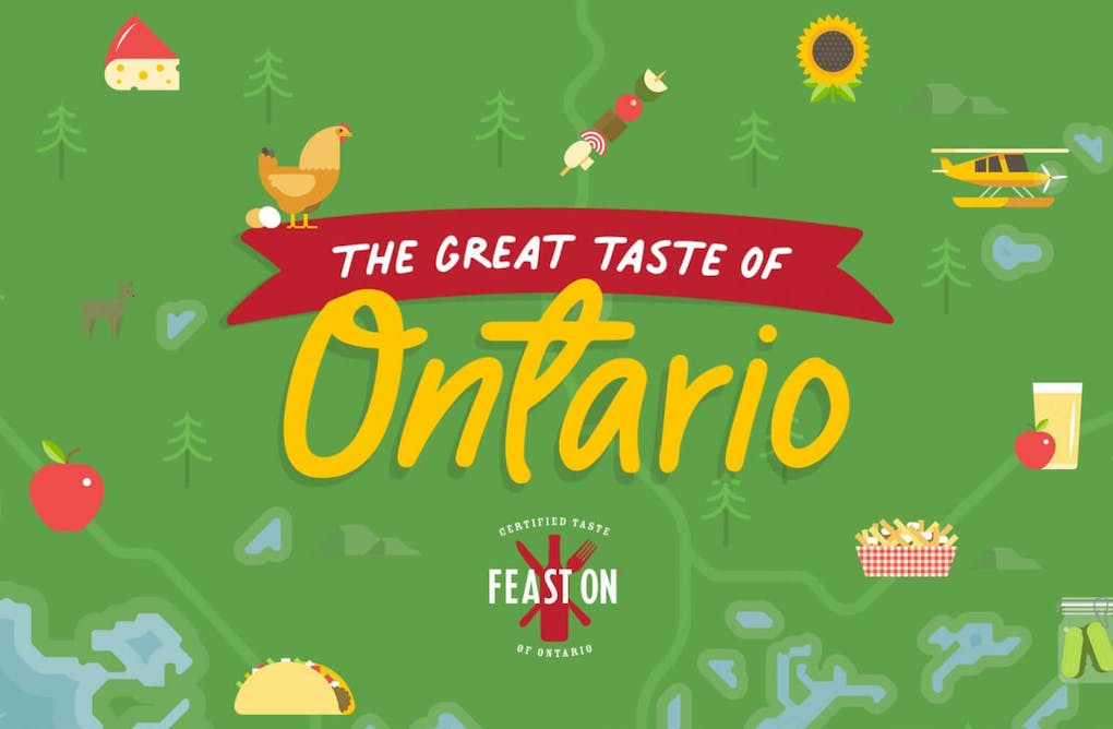 The Great Taste of Ontario