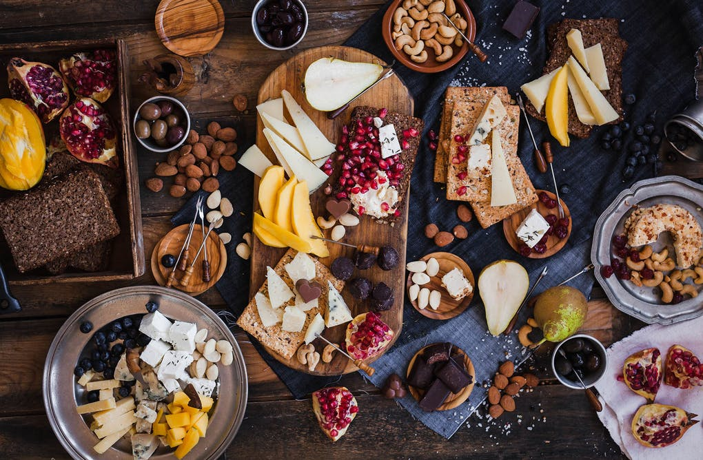 A Party Without a Cheese Board is just a Meeting