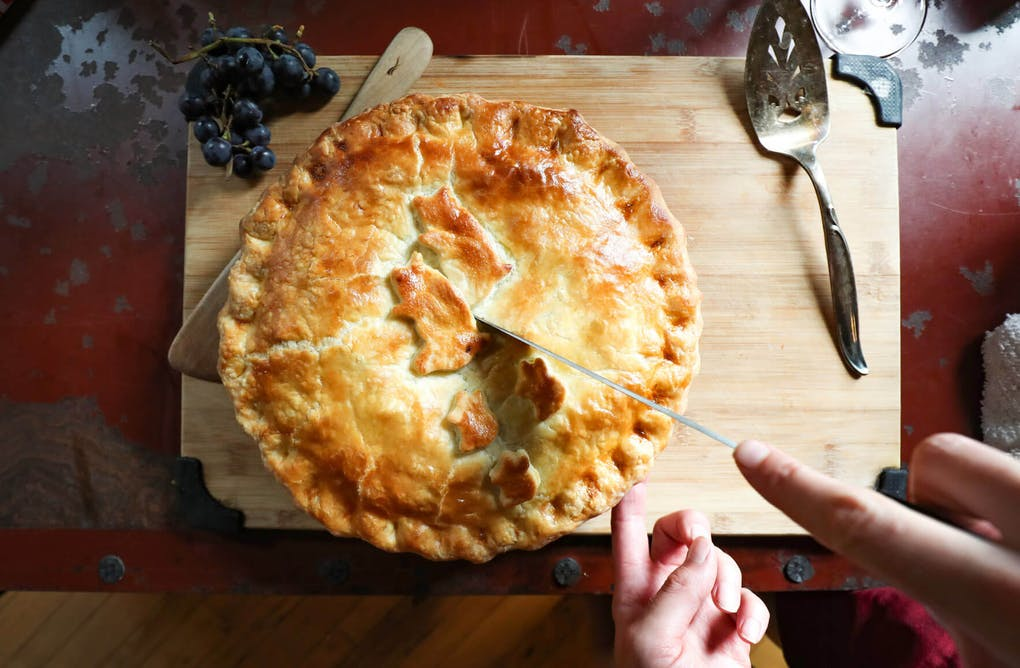 Bison & Pork Tourtiere