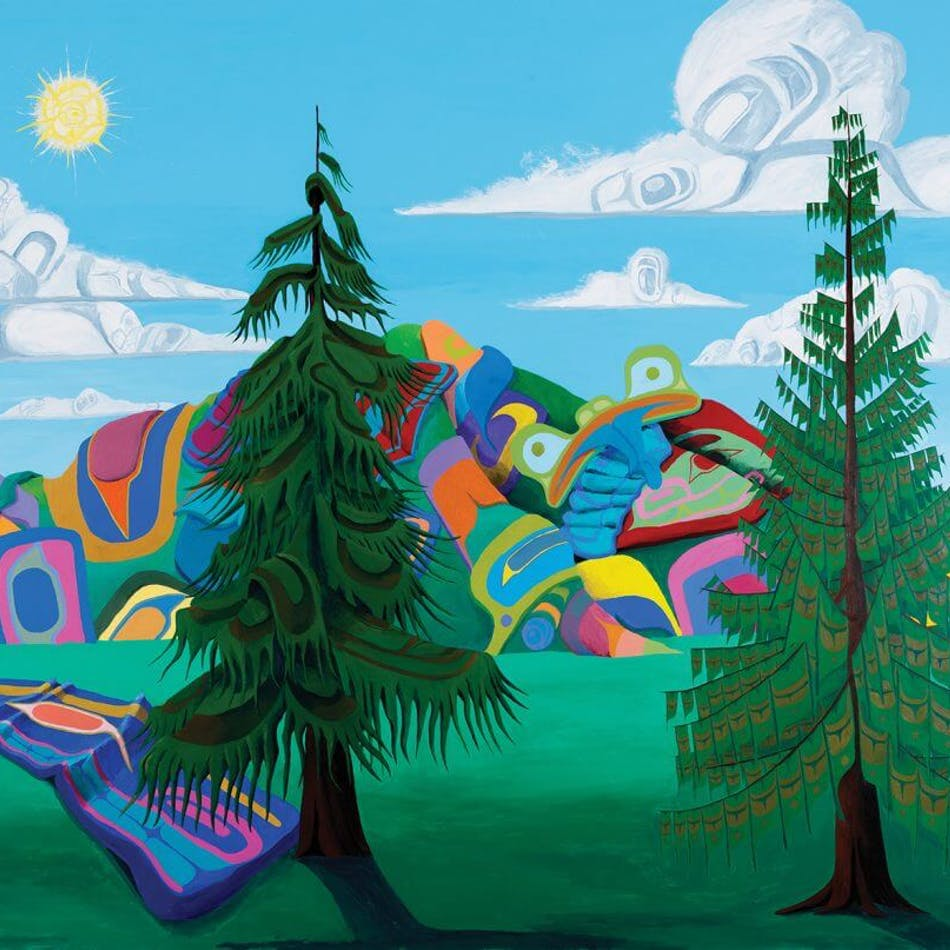 Virtual Tour of Early Days: Indigenous Art at the McMichael