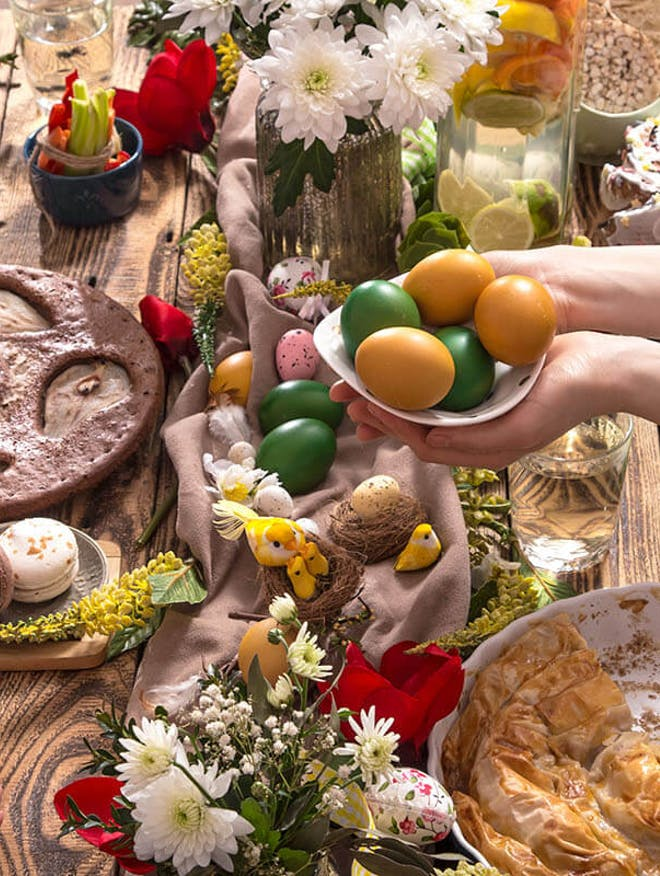 International Ideas for Your Holiday Table
