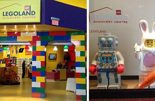 LEGOLAND Discovery Centre: Trip Tips for LEGO Fans