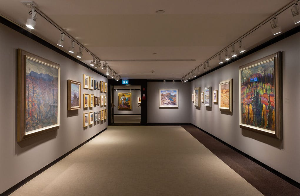McMichael Talks: How A Curator Brings an Exhibition to Life