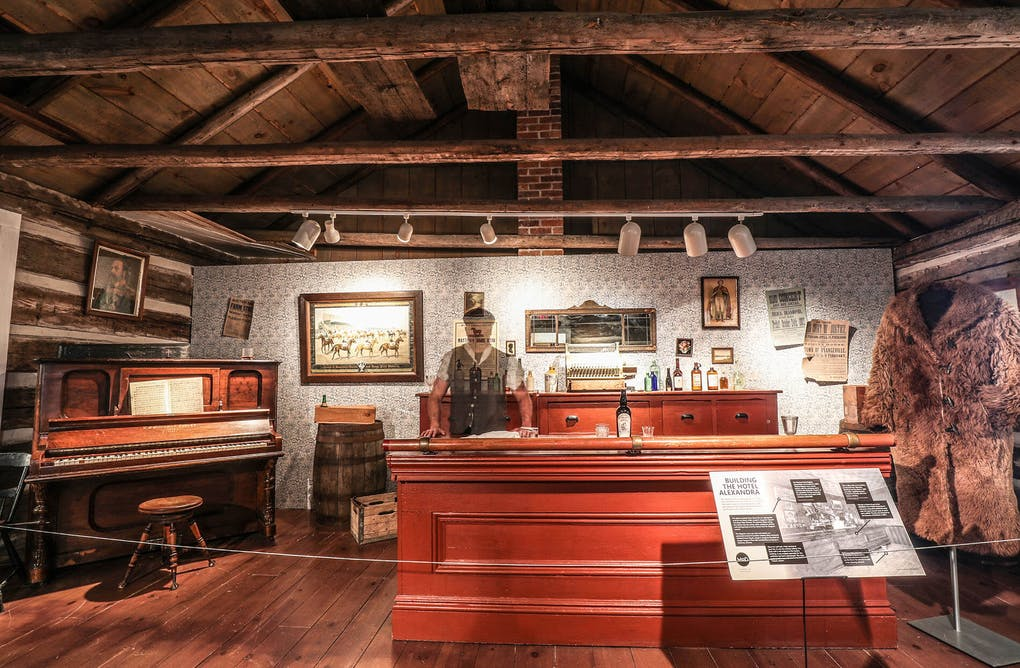 Hidden Gems: The Museum of Dufferin