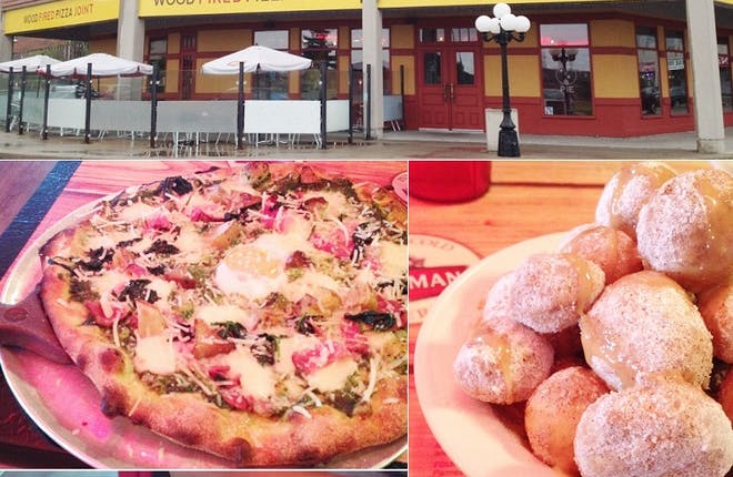 PIE – Bringing Neapolitan Pizza to Pickering