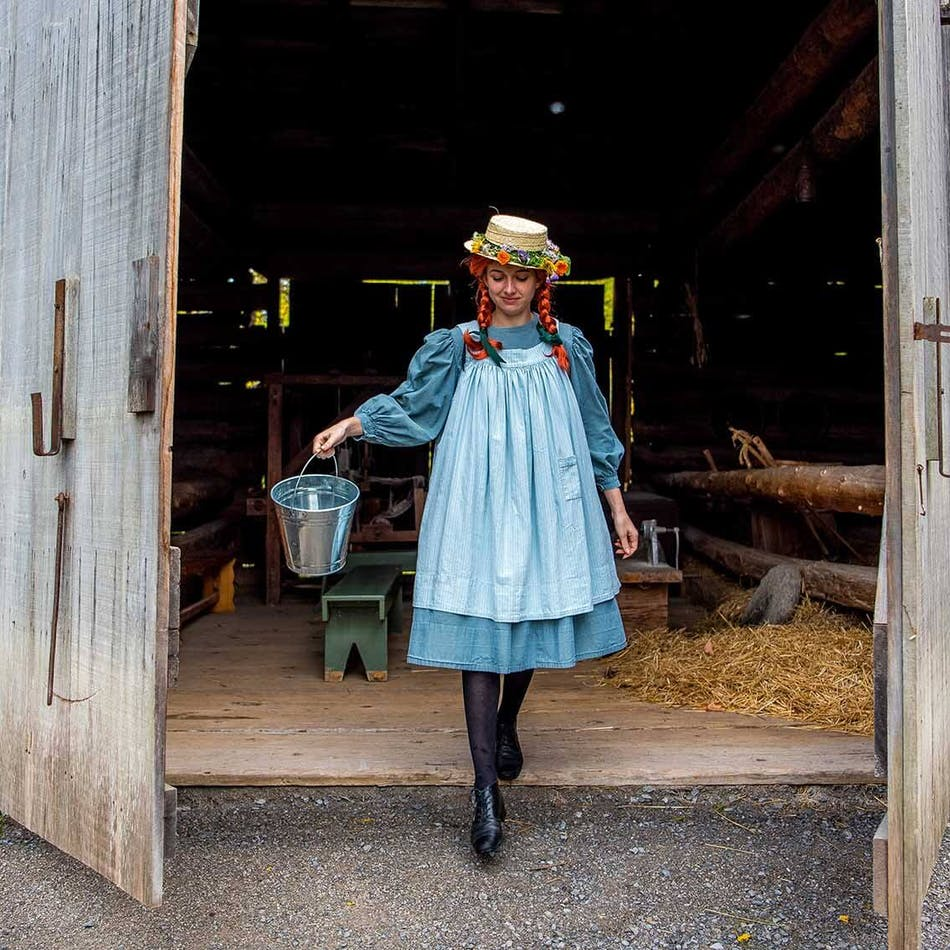 The Anne Experience at  Pickering Museum Village