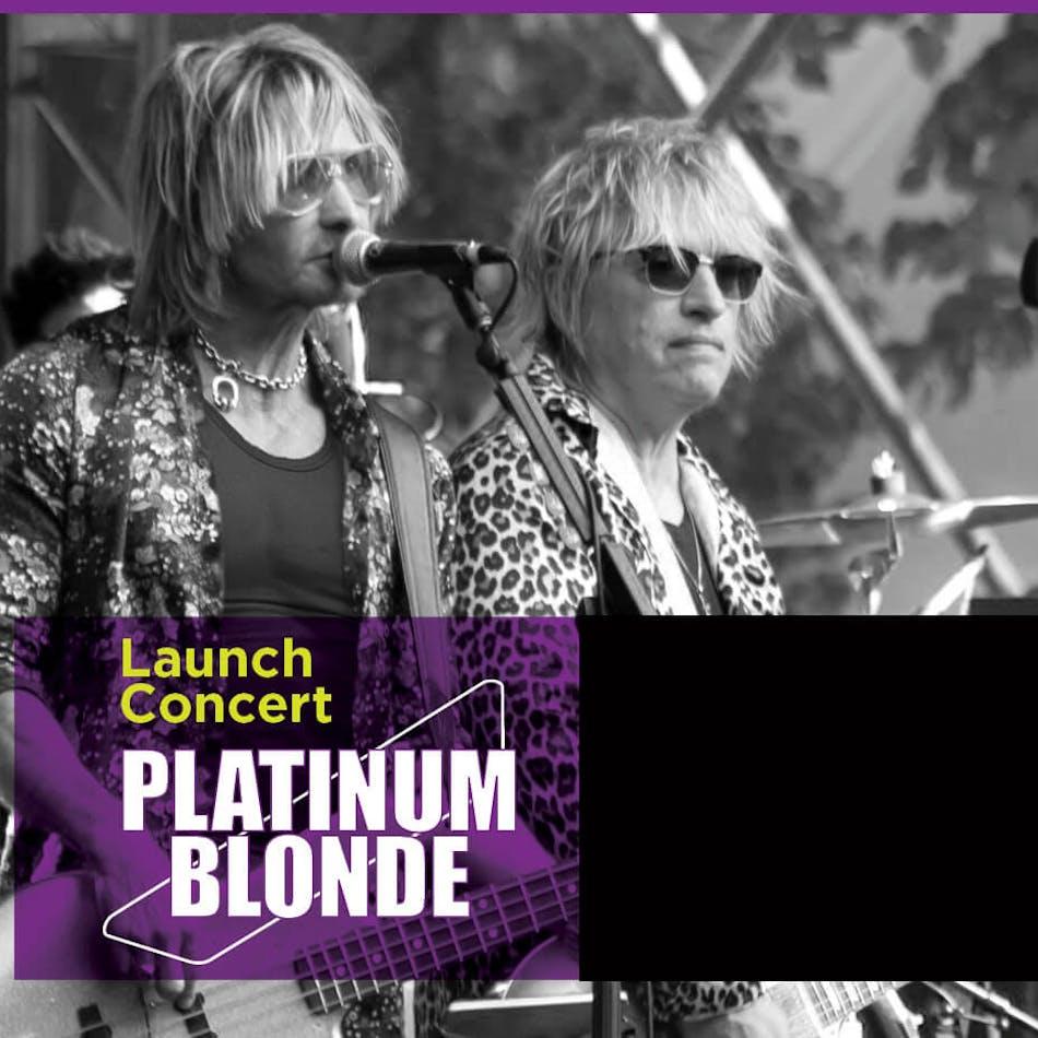 Virtual Concerts in the Park: Platinum Blonde