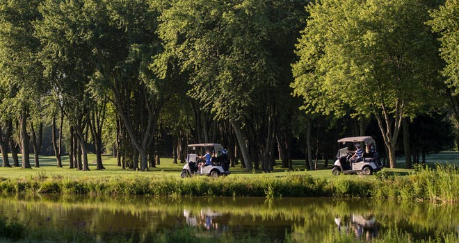 Great Canadian Golf Courses in York Durham Headwaters