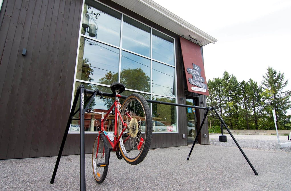 Second Wedge Brewing Wins Best Bicycle Friendly Business Award
