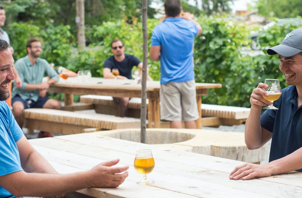 The Trifecta of Summer: Breweries, Patios and Brews