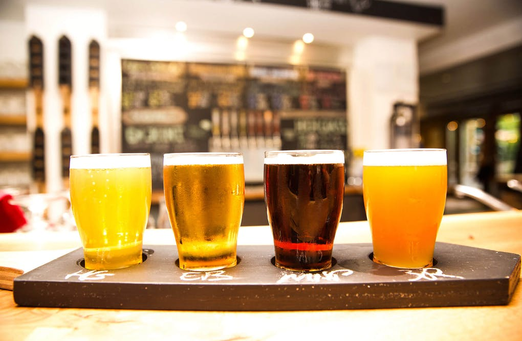 Top Winter Brews in YDH