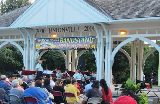Sounds of Music in Unionville