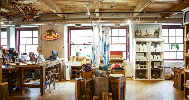 How to buy art with Noodle Gallery's Monica Kerr-Coster